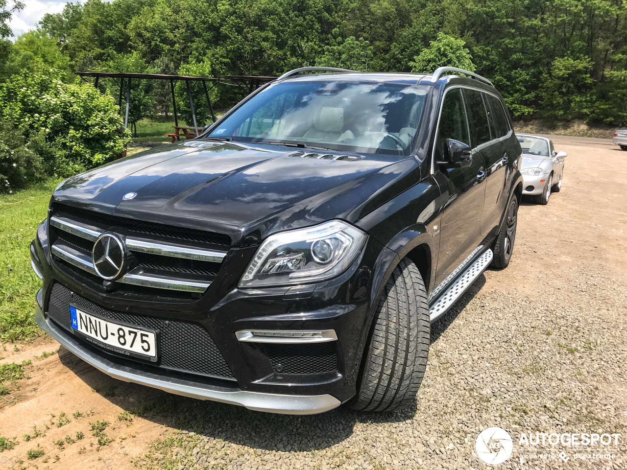 mercedes benz gl 63 amg x166 20 may 2019 autogespot. Black Bedroom Furniture Sets. Home Design Ideas