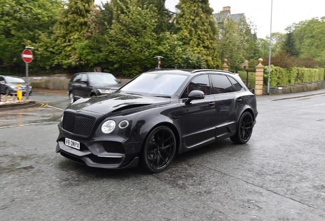 Bentley Bentayga Onyx Concept GTX