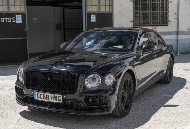 Bentley Flying Spur V8 S 2020
