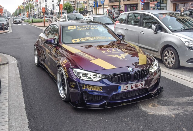 BMW M4 F82 Coupé Liberty Walk