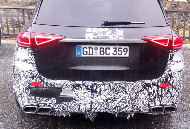 Mercedes-AMG GLE 63 S 2018
