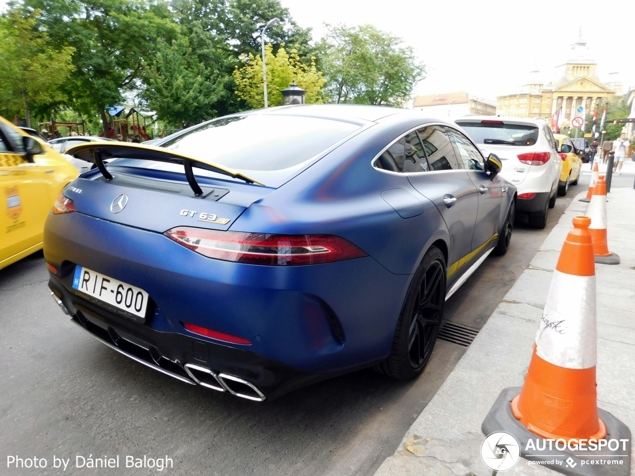mercedes amg gt 63 s x290 22 may 2019 autogespot. Black Bedroom Furniture Sets. Home Design Ideas