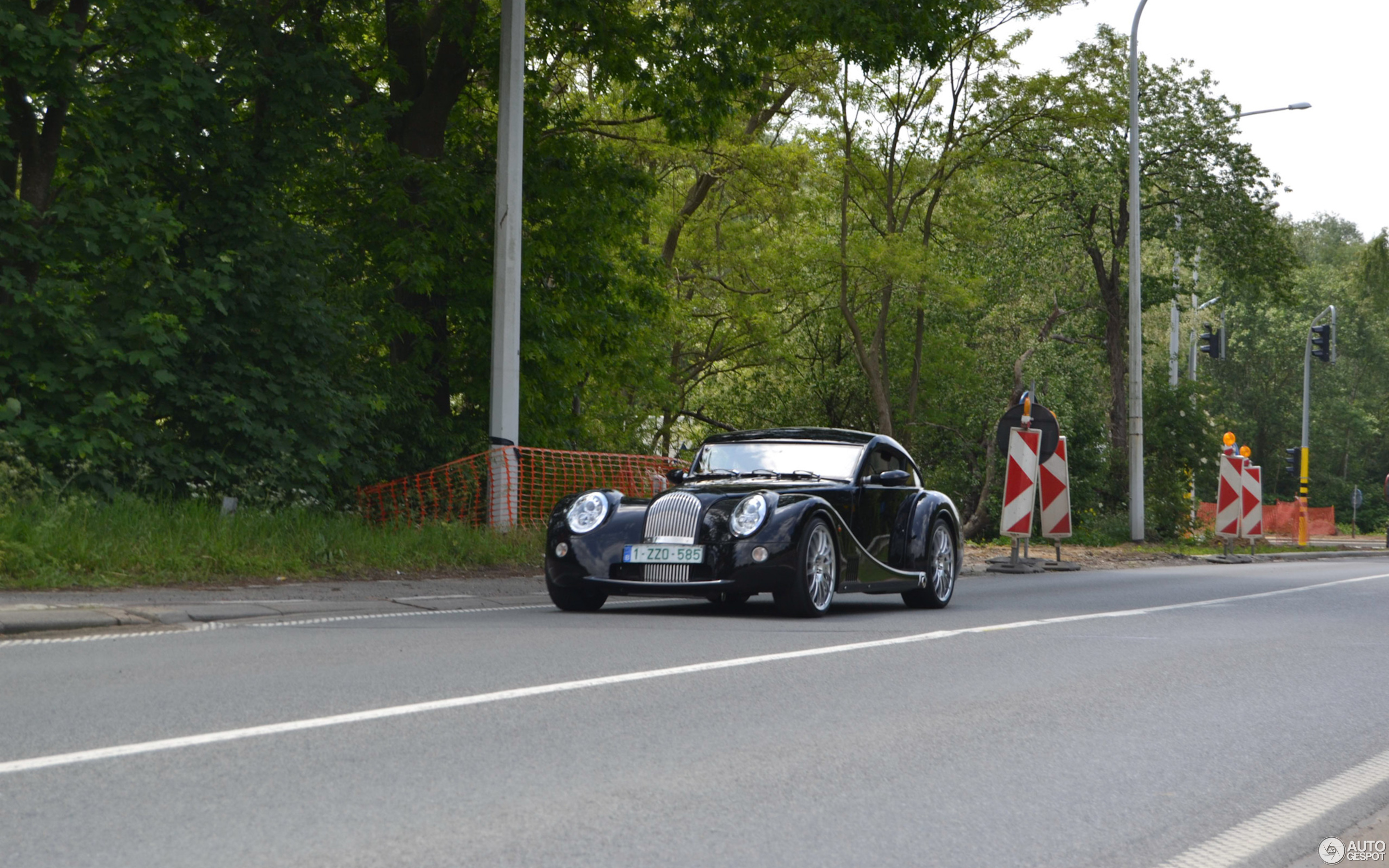 Morgan Aeromax Coupé