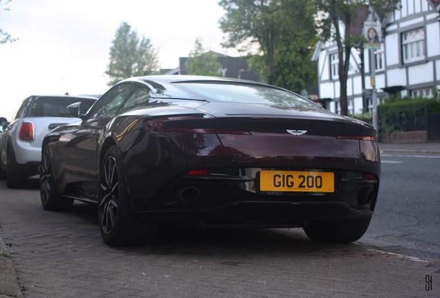 Aston MartinDB11