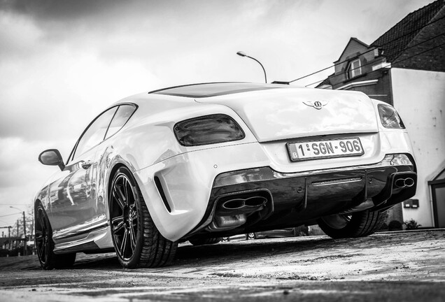 Bentley Continental GT V8 Vorsteiner BR10 RS
