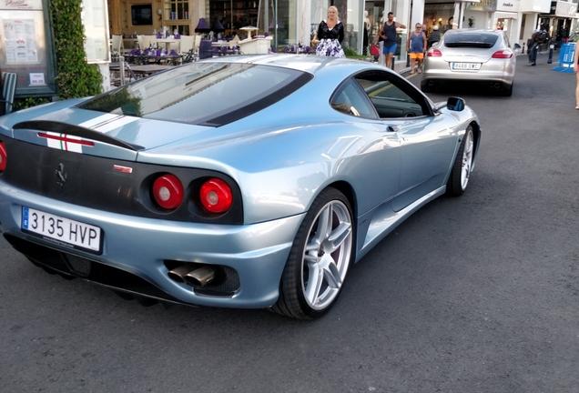 Ferrari 360 Modena Novitec Rosso