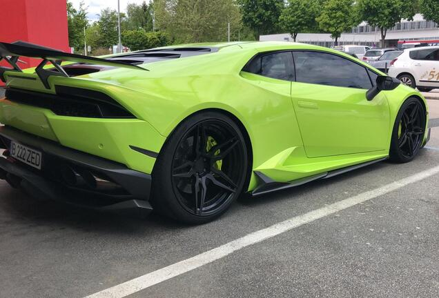 LamborghiniHuracán LP610-4 Zacoe Performance
