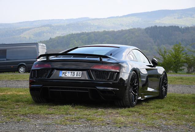 Audi R8 V10 Plus 2015 Capristo