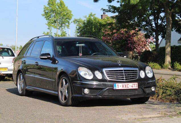 Mercedes-Benz E 63 AMG Combi