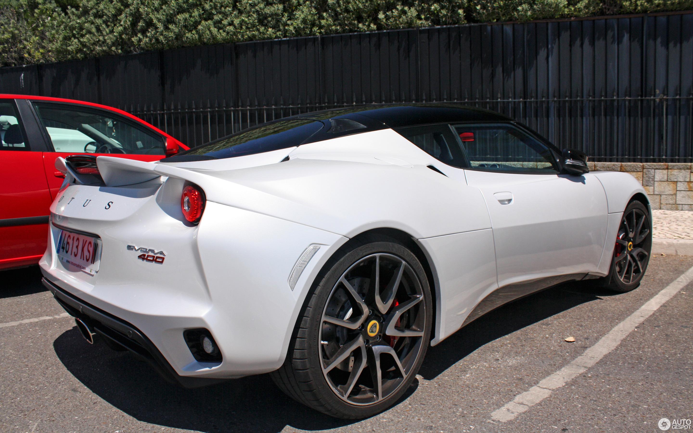 Lotus Evora 400 - 25 mai 2019 - Autogespot