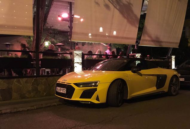 AudiR8 V10 Spyder Performance 2019
