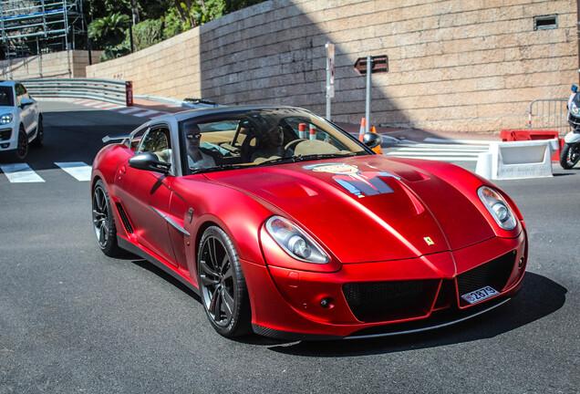 Ferrari599 GTB Fiorano Mansory Stallone