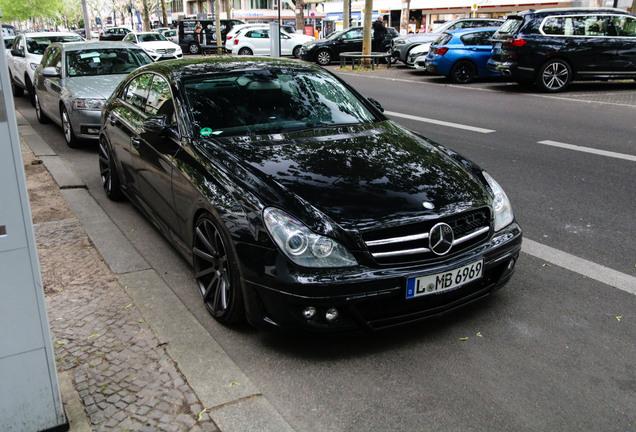 Mercedes-Benz CLS 63 AMG C219 MEC Design