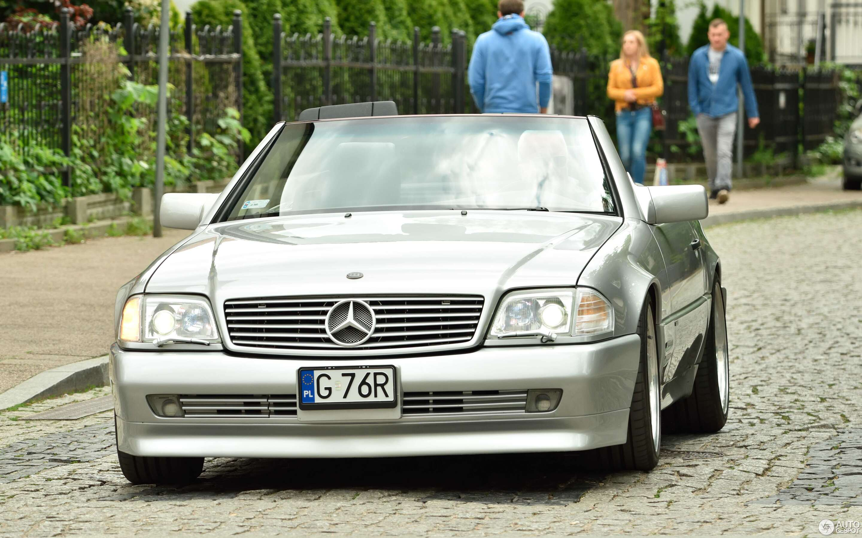 Mercedes-Benz Brabus SL 7.3S R129