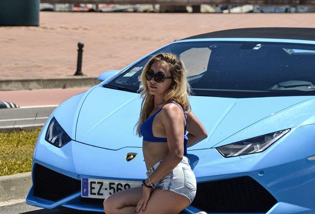 LamborghiniHuracan LP610-4 Spyder