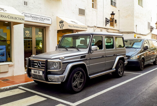 Mercedes-Benz G 55 AMG Kompressor 2005 Grand Edition