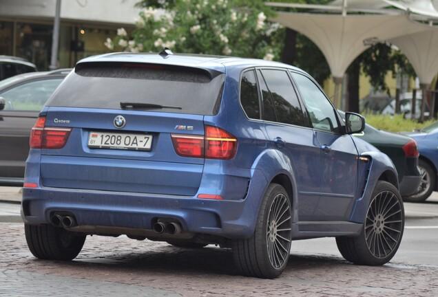 BMW G-power X5 M E70