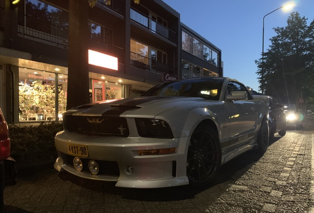 Ford Mustang GT 500C Cervini Convertible