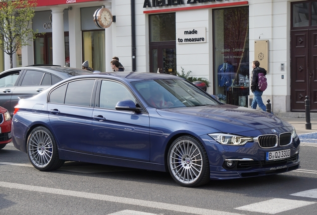 Alpina B3 S Bi-Turbo Sedan 2016