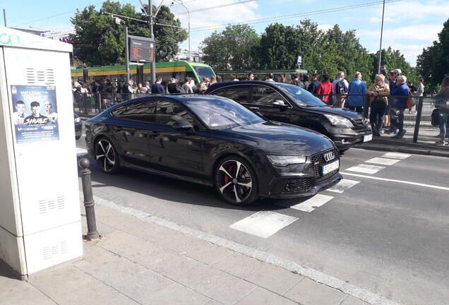 Audi RS7 Sportback 2015 Performance