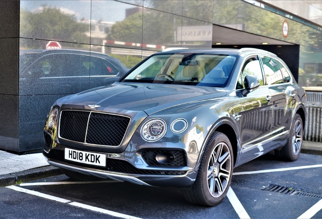 Bentley Bentayga V8