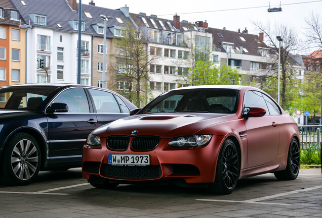 BMW M3 E92 Coupė Frozen Limited Edition