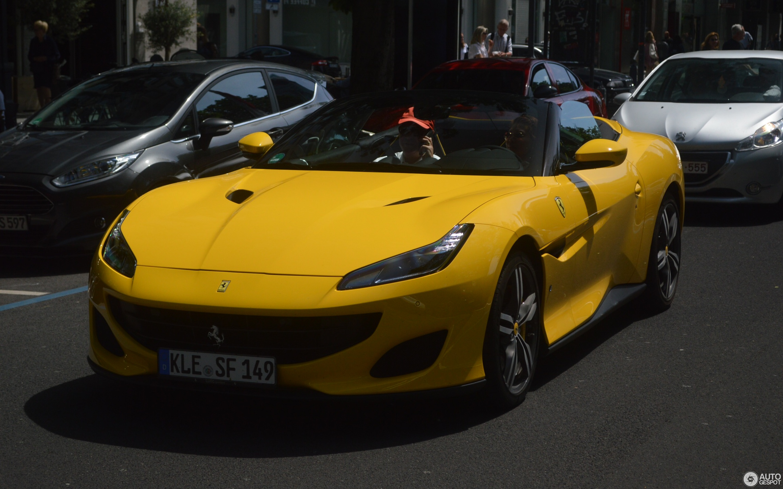 Ferrari Portofino - 1 June 2019 - Autogespot