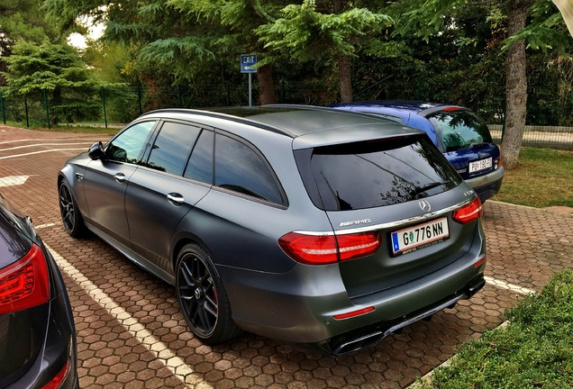 Mercedes-AMG E 63 S Estate S213 Edition 1