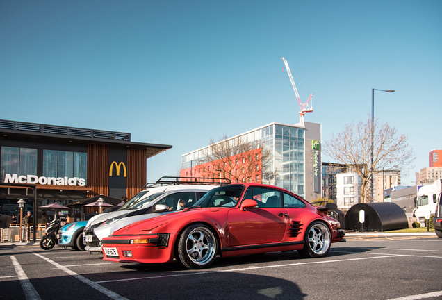 Porsche 930 Turbo Flatnose RUF