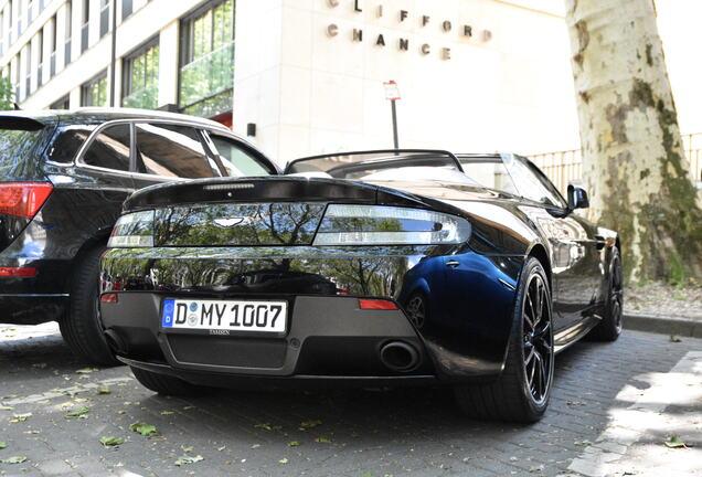 Aston Martin V8 Vantage N430 Roadster
