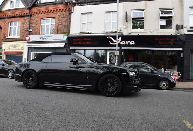 Rolls-Royce Dawn Onyx Concept