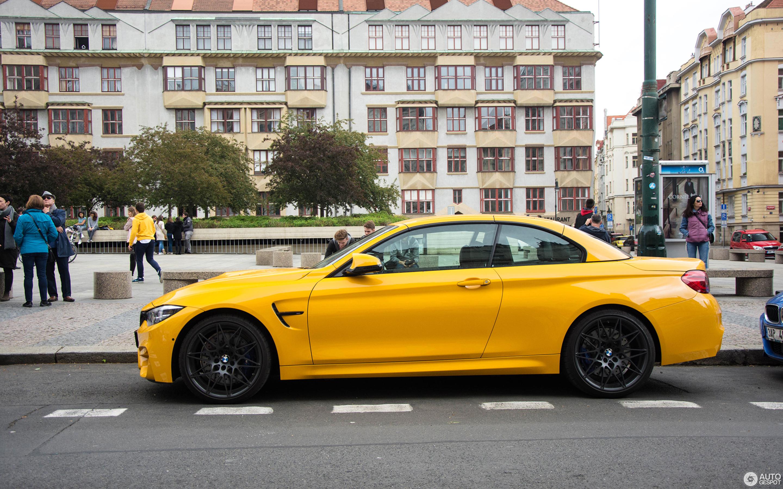 BMW M4 F83 Convertible 30 Jahre Edition