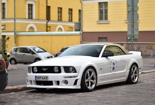 Ford Mustang Roush 420RE Cabriolet