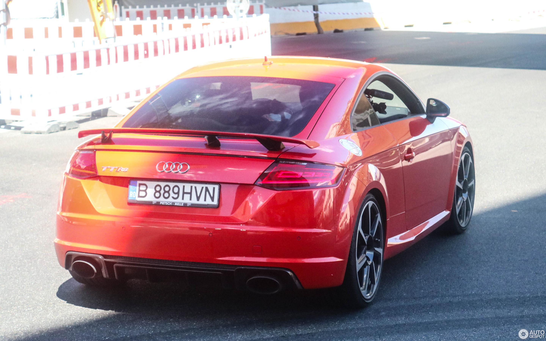 Audi Tt Rs 2017 5 June 2019 Autogespot