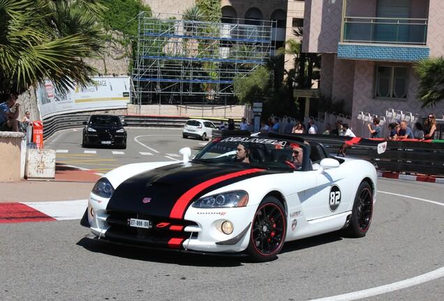 Dodge Viper SRT-10 Roadster White Mamba Edition