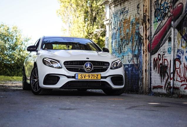 Mercedes-AMG Renntech E 63 S W213