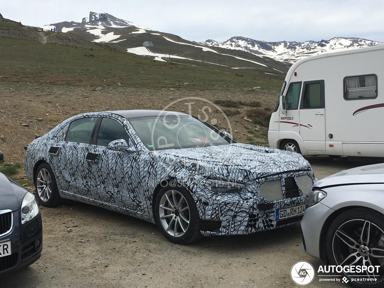 2020 Mercedes-Benz Clase S (W223) 28