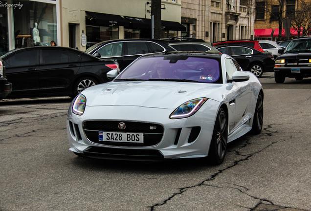 Jaguar F-TYPE S AWD Coupé British Design Edition