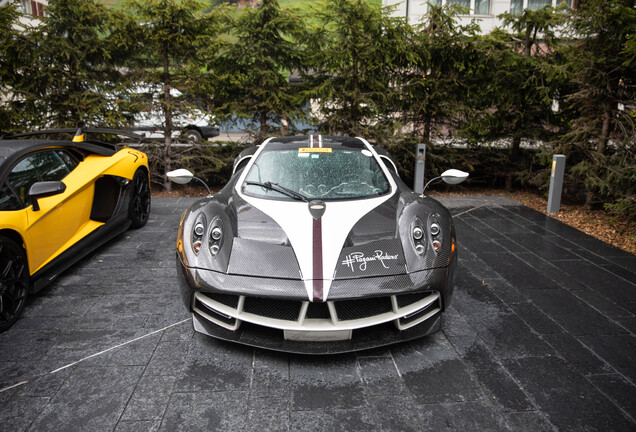 Pagani Huayra The King