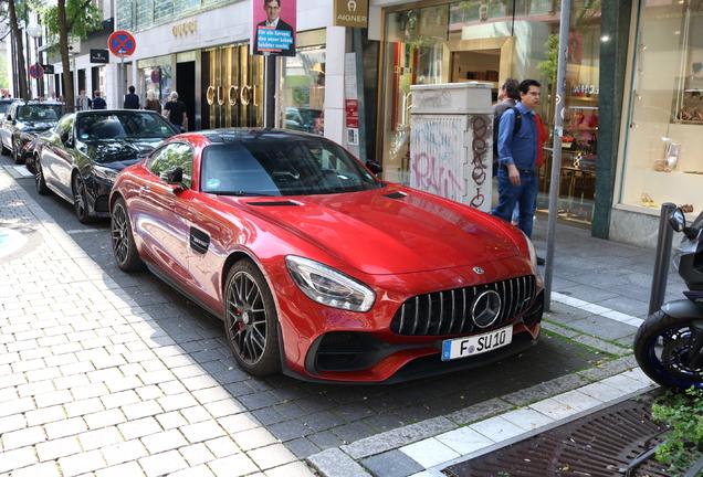 Mercedes-AMG GT S C190 2017