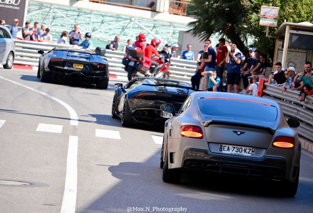 Bentley Continental GT V8 S ONYX Concept GTX700