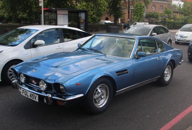 Aston Martin V8 1972-1987