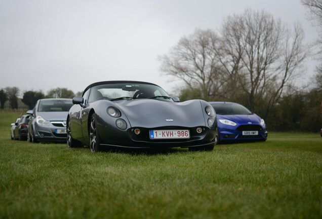 TVR Tuscan MKII Convertible