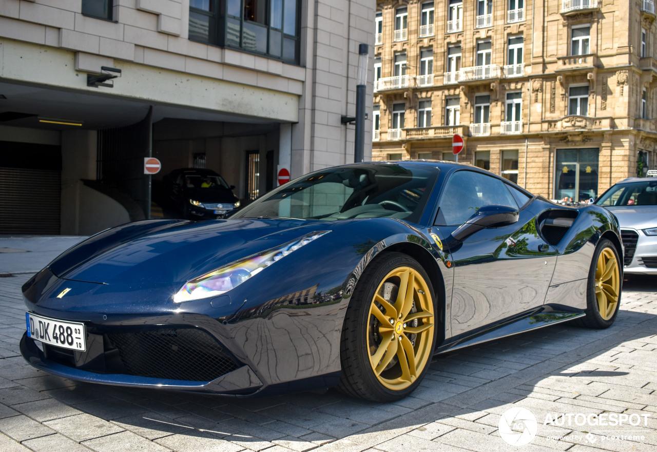 Ferrari 488 GTB - 13 juni 2019 - Autogespot