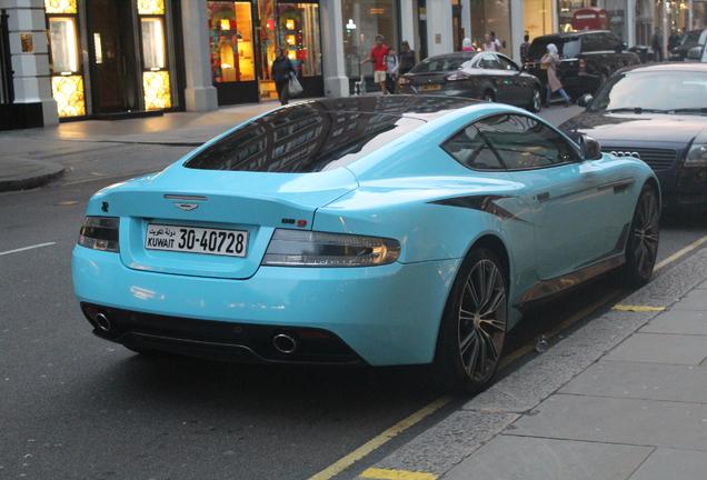 Aston Martin DB9 GT 2016 DP-Engineering
