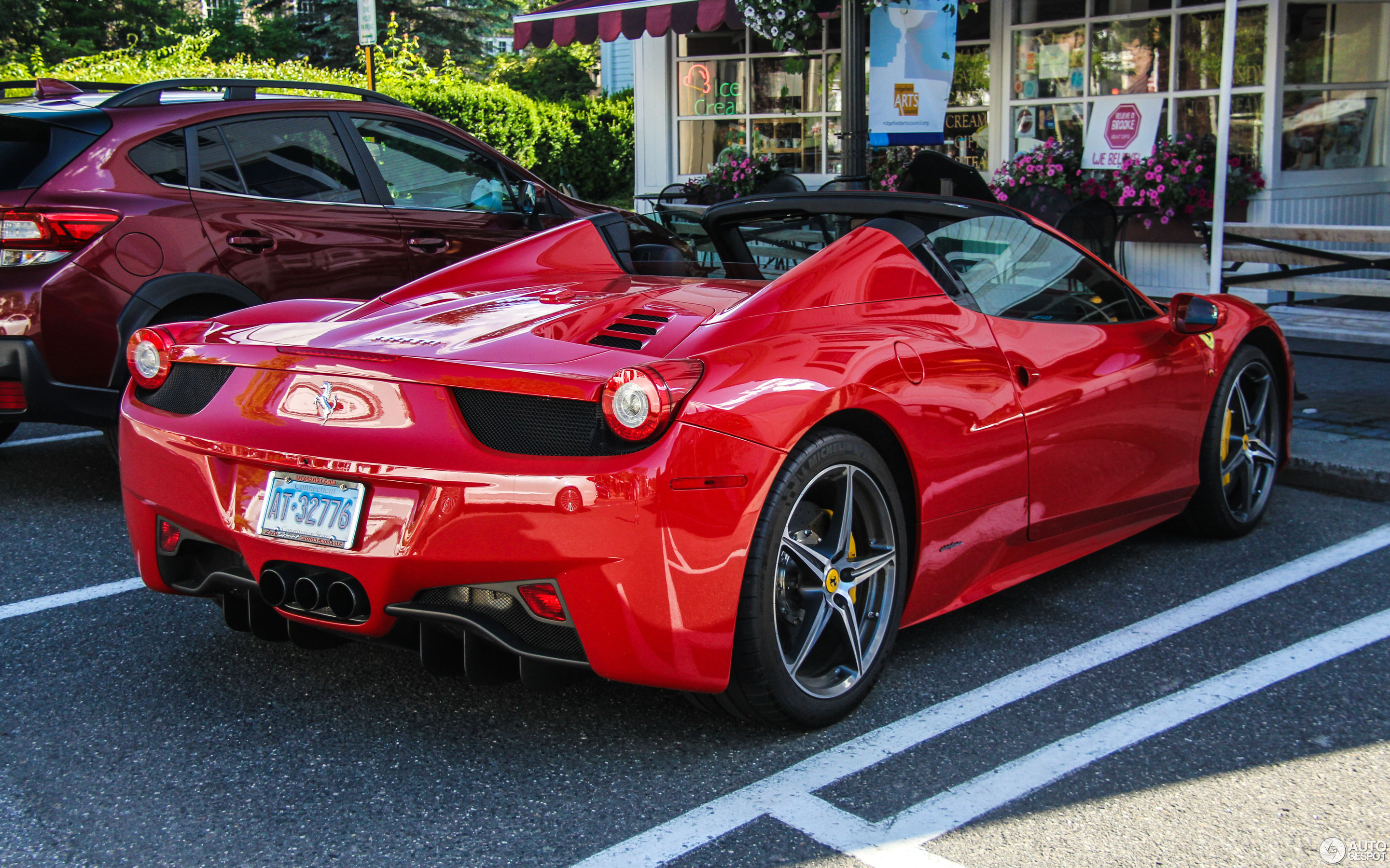 Ferrari 458 Spider , 15 June 2019 , Autogespot