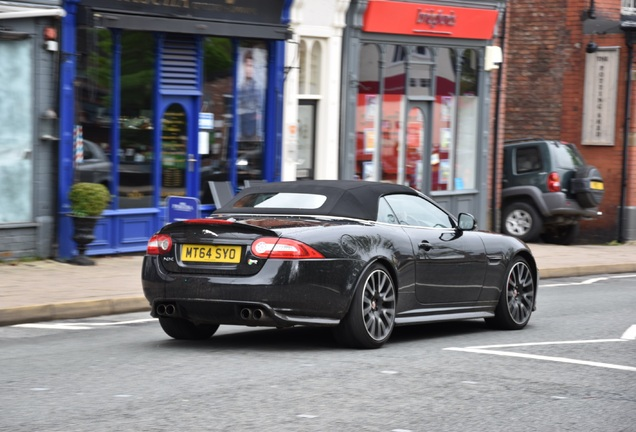 Jaguar XK Dynamic R Convertible