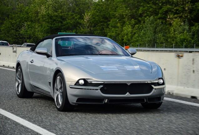 MaseratiSciàdipersia Cabriolet