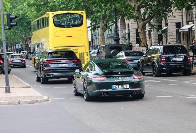 Porsche 991 Club Coupé