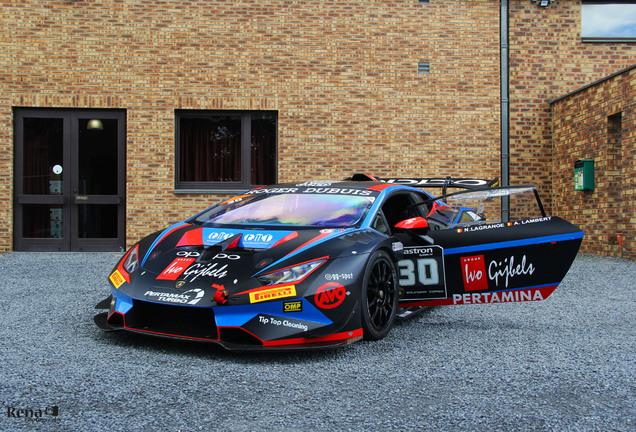 Lamborghini Huracán Super Trofeo EVO